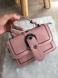 Bag rosa fivela