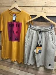 Moletom + Camiseta R$ 63