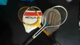 Raquete vintage para Tênis de campo