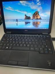 Ultrabook Dell i7+ ssd 256+ 8 gb de ram