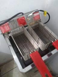 Fritadeira eletrica agua e oleo