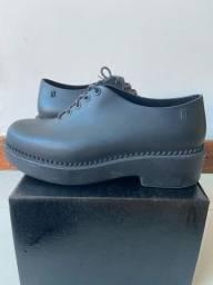 Sapato Melissa dance machine preto