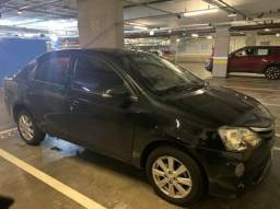 Toyota etios xls sedan 1.5 flex 16v 4p aut