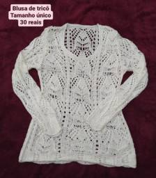 Blusinhas de lã