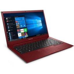 Notbook positivo Motion Pus Red Ultra Fino
