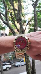 Relógio Premium importado à pronta entrega! Novo e com garantia! Caixa de brinde!