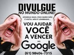 Market digital - Site - Aplicativo - Google - Loja virtual