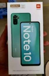 Xiaomi note 10 128gb 6gb ram 1460 novo lacrado