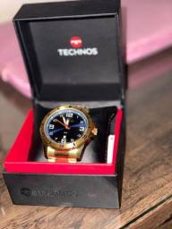 Título do anúncio: relógio techinos original NOVO
