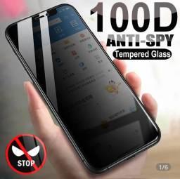 Película protetora anti spy iphone
