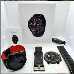 Relógio Smartwatch Dt78 + pulseira extra