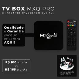 Novo Tv Box - Mxq Pro