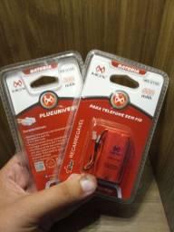 Bateria para telefone s/ fio - mox