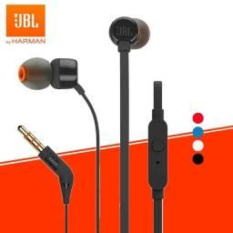 Fone de ouvido In-ear JBL Tune 110 black
