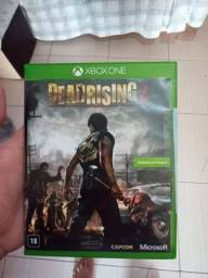 Título do anúncio: Deadrising 3 Xbox one (vendo ou troco)
