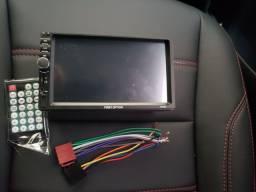 Multimídia para carro, espelhamento, Bluetooth, etc