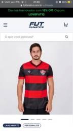 Camisa Vitória 2021 OFICIAL