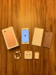 iPhone 7 Rose Gold 32GB perfeito