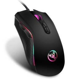 (NOVO) Mouse Gamer com RGB