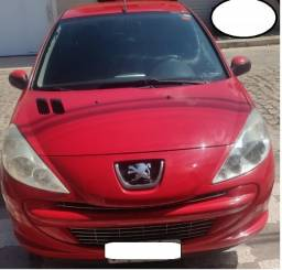 Peugeot 207 Hatch XR 1.4 8V (flex) 2p 2013