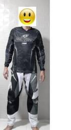 Conjunto Motocross Trilha (Leia a descrição)