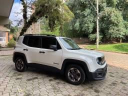 Jeep Renegade Sport Aut 1.8 Flex / Até 31/07