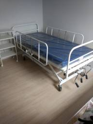 Cama hospitalar  3 manivelas