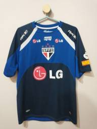 Título do anúncio: Camisa São Paulo azul