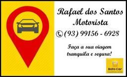 Rafael dos Santos - Motorista BotoCar