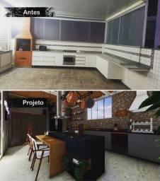 Design de interiores e reformas