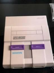 Super Nintendo Clássico NOVO!