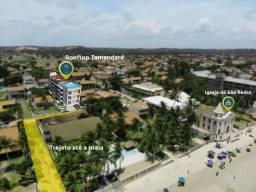 Título do anúncio: Flat para venda com 24 metros quadrados com 1 quarto em Centro - Tamandaré - PE