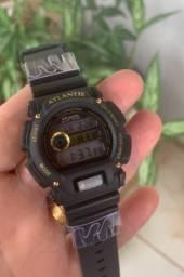 Relógio Atlantis digital pronta entrega em São Luís.