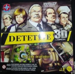 Vendo Detetive Ed. Especial 3D jogo de tabuleiro Novo com 8 Óculos