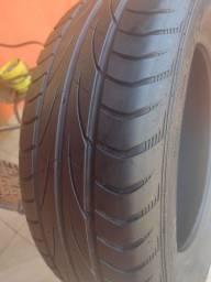 Título do anúncio: 1 pneu 195/60/15 SEMPERIT da CONTINENTAL