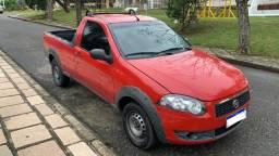 Título do anúncio: Fiat Strada Trekk 2009 1.4