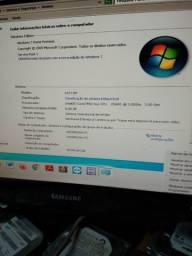 Título do anúncio: Computador Desktopp Megaware Core 2 duo E8400 3.00 ghz * DDR3