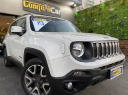Jeep Renegade Longitude 2019 Muito Novo C/ Gás 5 Geração Recém instalado!