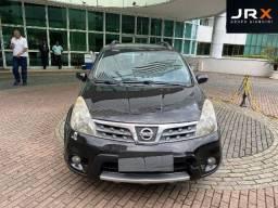 Nissan livina sl x-gear 2010 1.8 flex automatico unica dona