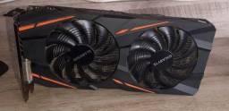 Placa De Vídeo Amd Gigabyte Radeon Rx 500 Series Rx 5704gb