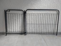 Cerca/grade com portão