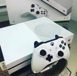 Xbox one s 1tb impecável garantia de 3 meses