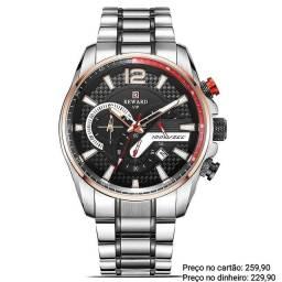 Relógio Masculino Importado Original Reward