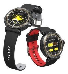 Título do anúncio: Relógio Inteligente BlitzWolf (BW-AT1) LACRADO