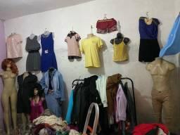 Vendo roupas usadas e semi novas