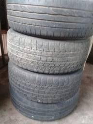 Título do anúncio: 4 pneus 205/55 R16