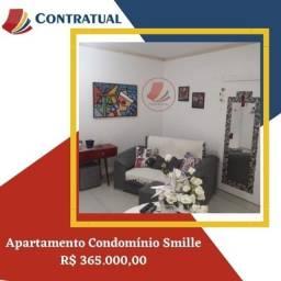 Apartamento com 2 quartos - Cidade Nova