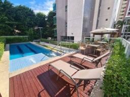 Apartamento com 1 dormitório para alugar, 52 m² por R$ 2.150,00/mês - Meireles - Fortaleza