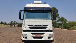Título do anúncio: Iveco Stralis 410 6x2 apenas 380.000km 2010