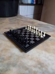 Jogo xadrez com imã